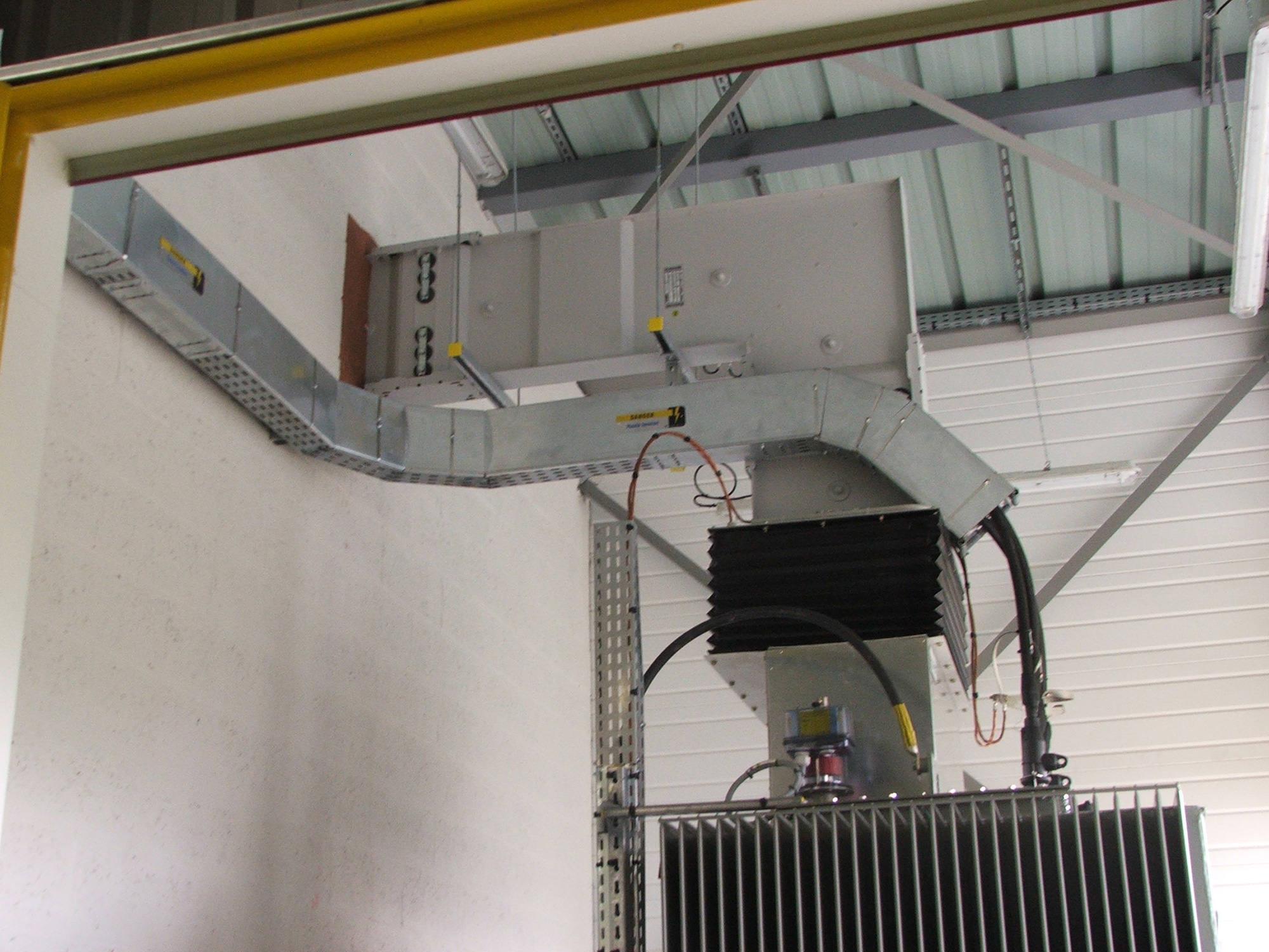 Distribution électrique pour le Process