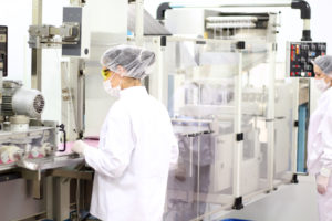 ACEREL, spécialiste des salles blanches dans l'industrie pharmaceutique et cosmétique