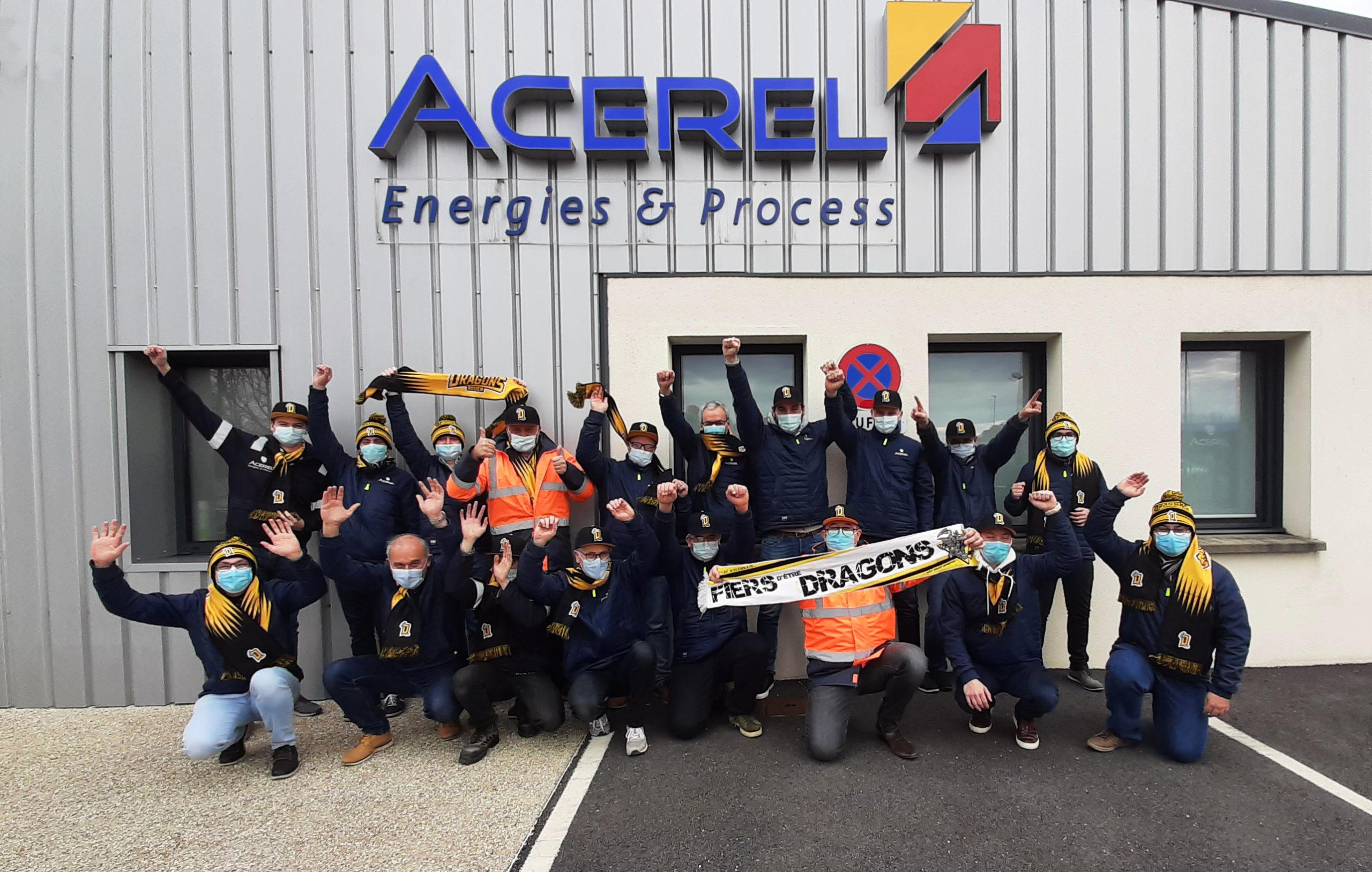 ACEREL partenaire du RHE76